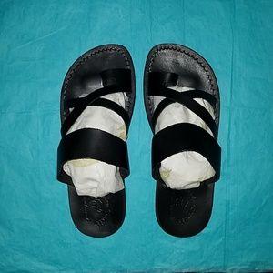Authentic Jerusalem Sandals Size 42 (11)
